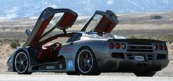 411 km órát tud a világ leggyorsabb autója 1d05f7d10e