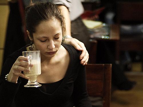Fátyol Kamilla a Nem vagyok a barátod című filmben 3c5604262f