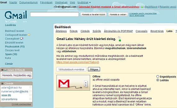 Kütyükkel okosítható a Gmail f57642d610