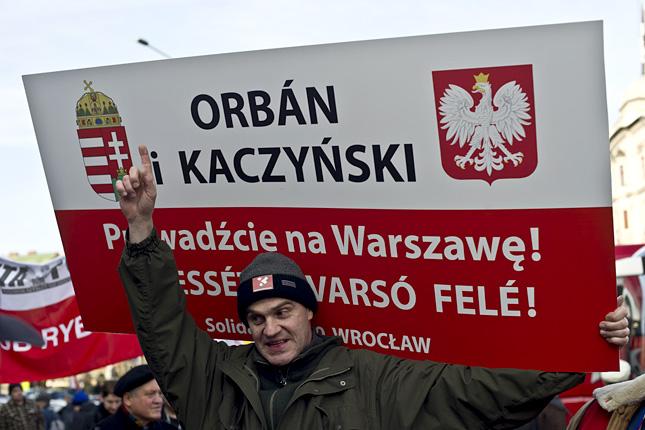 Lengyel magyarország