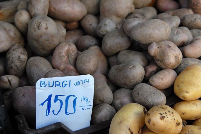 Krumpli felhasználása