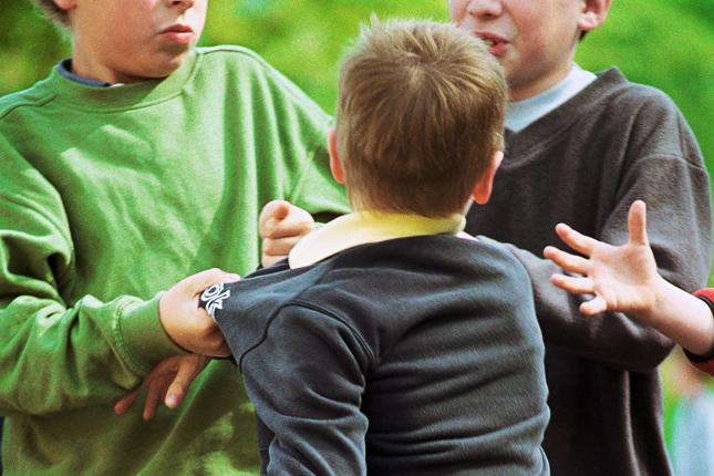 Agresszív gyerek az iskolában