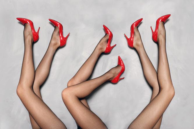 Tökéletes lábra vágysz  Így csinálják a modellek! 2b0b268f05