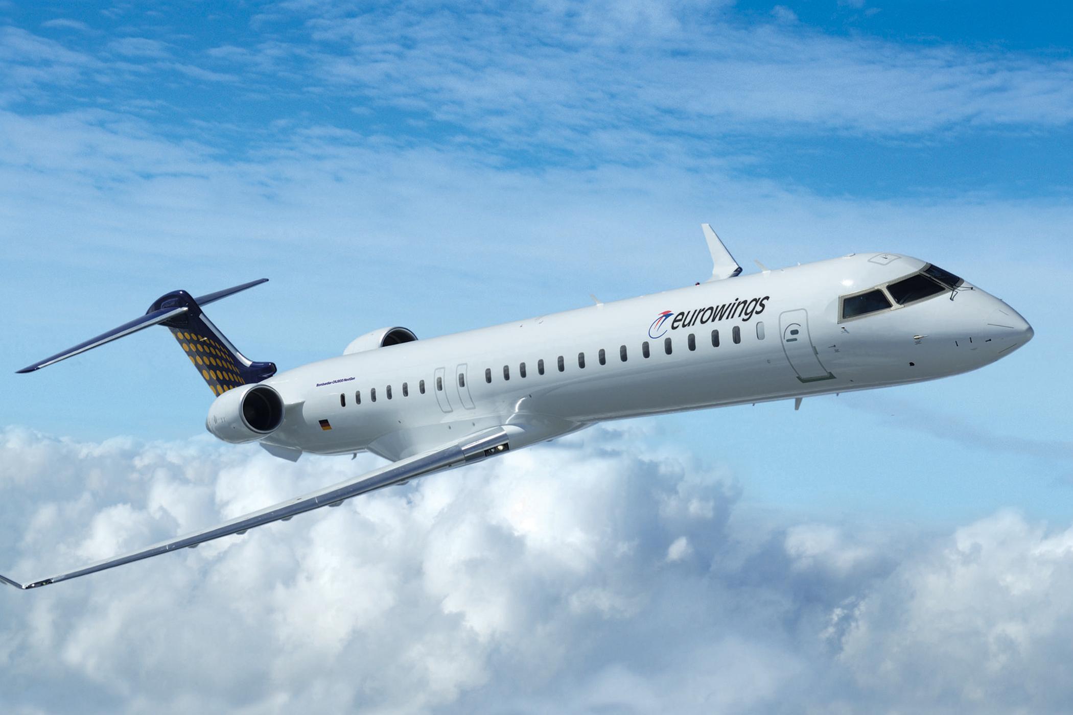 d81d24a38cde A szomszédba költözik az Eurowings fapados légitársaság európai központja