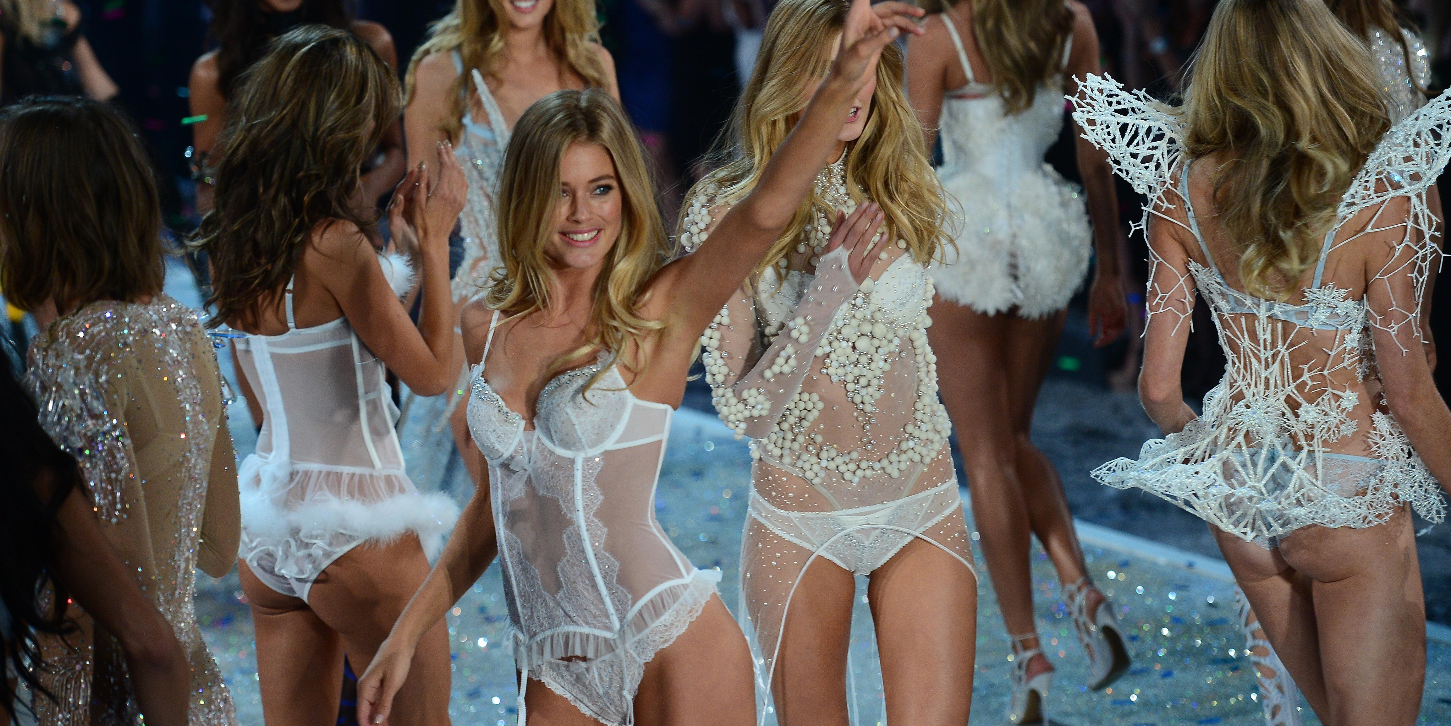 Valóban készen áll a világ a Victoria s Secret plus-size modelljeire  bb56571287
