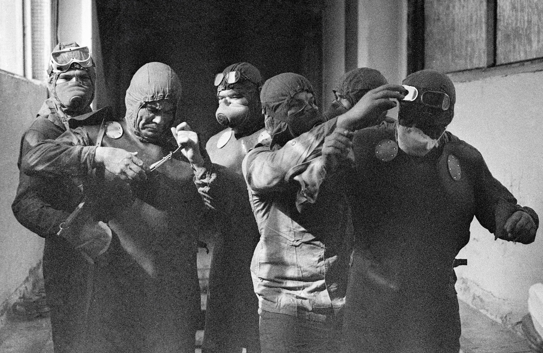 Csernobili emberek