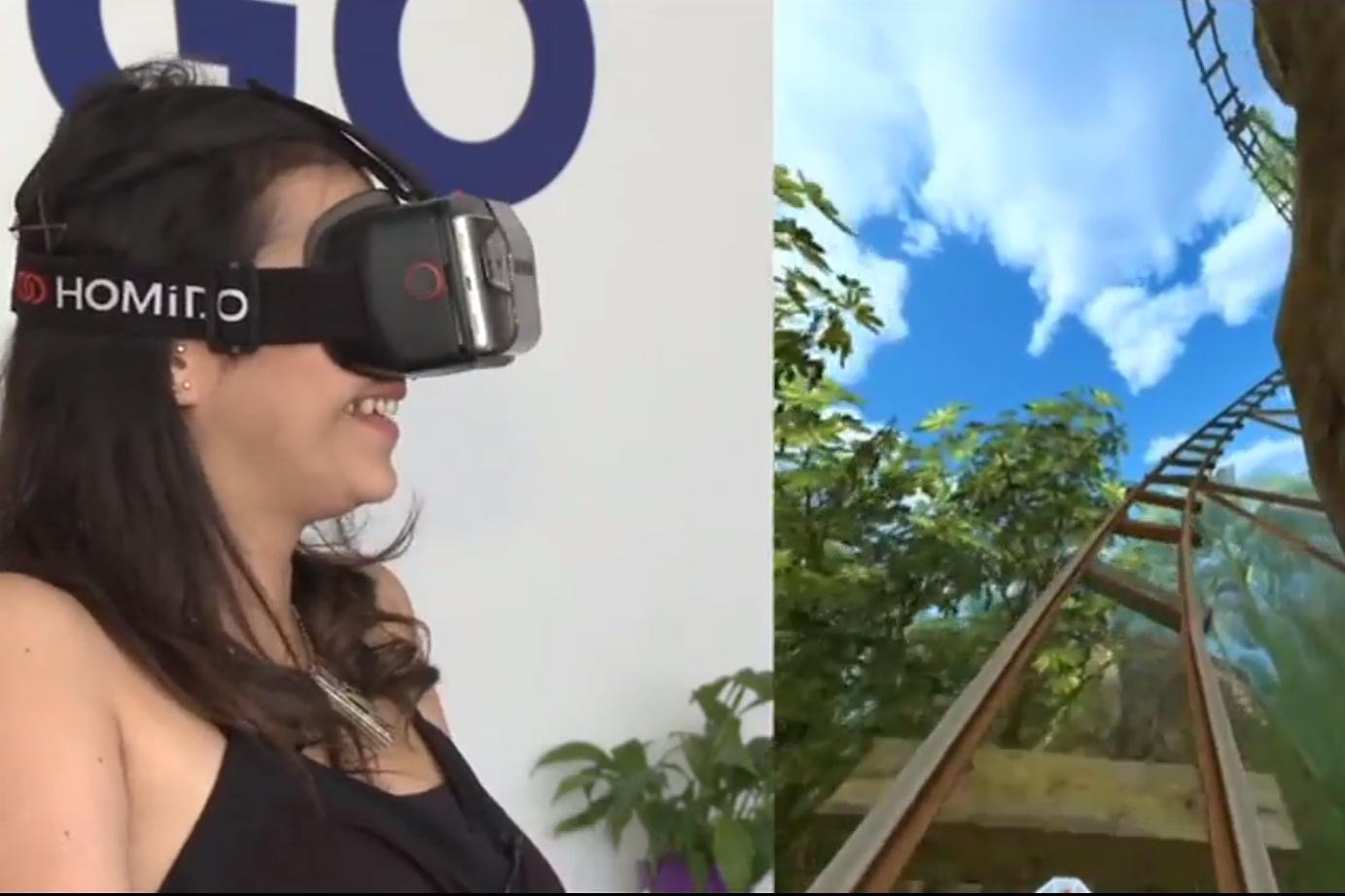 Ez már biztos  virtuális sisak lesz az idei őrület! a9a07421ca