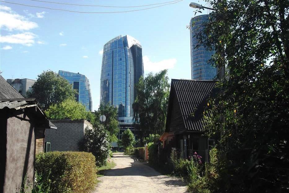 Vilnius lakosai