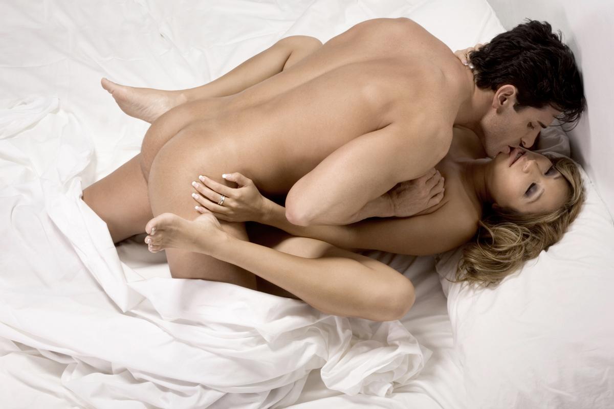 то, что занялись любовью на кровати смотреть онлайн меня