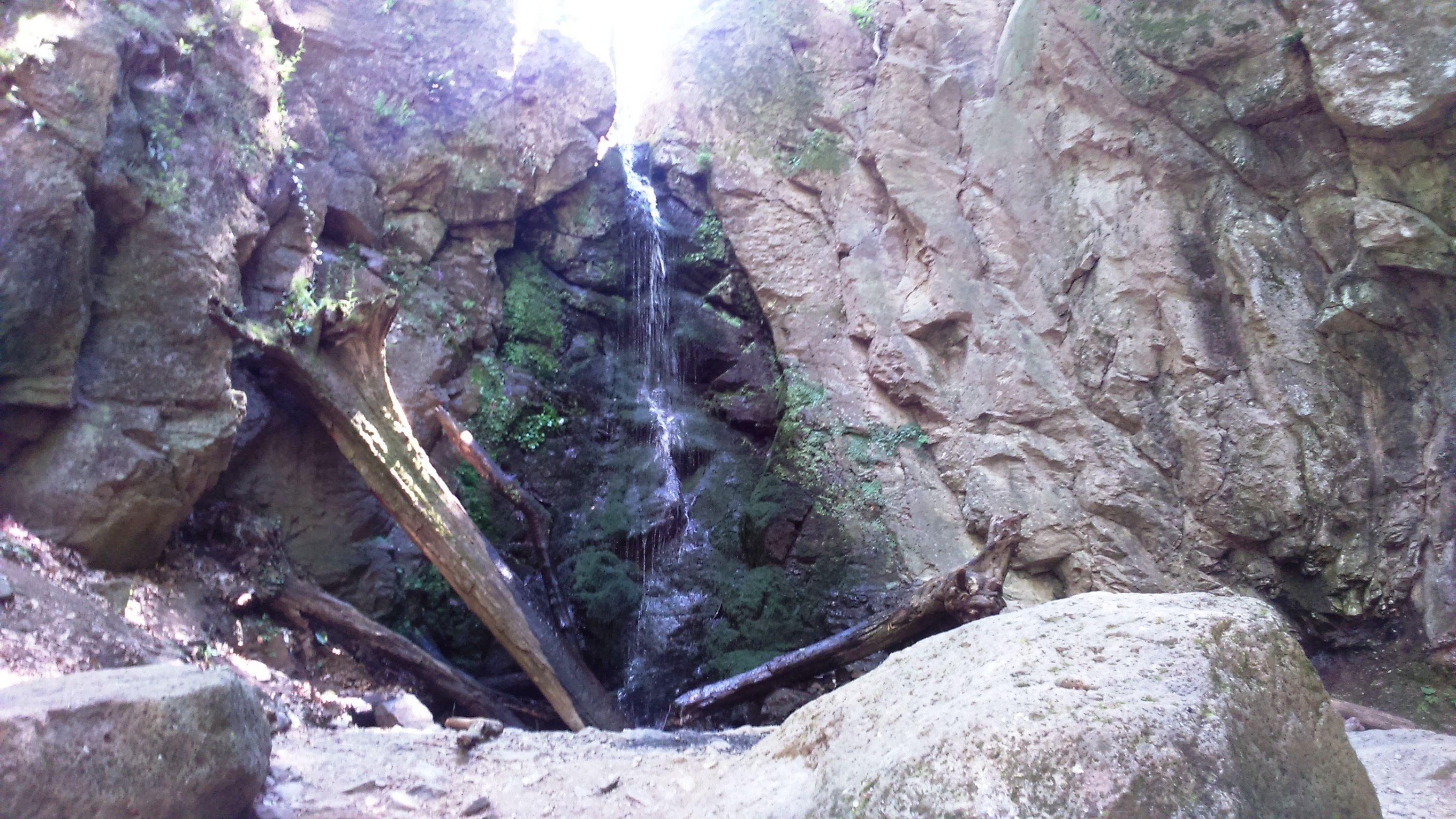 Ilona vízesés kékestető