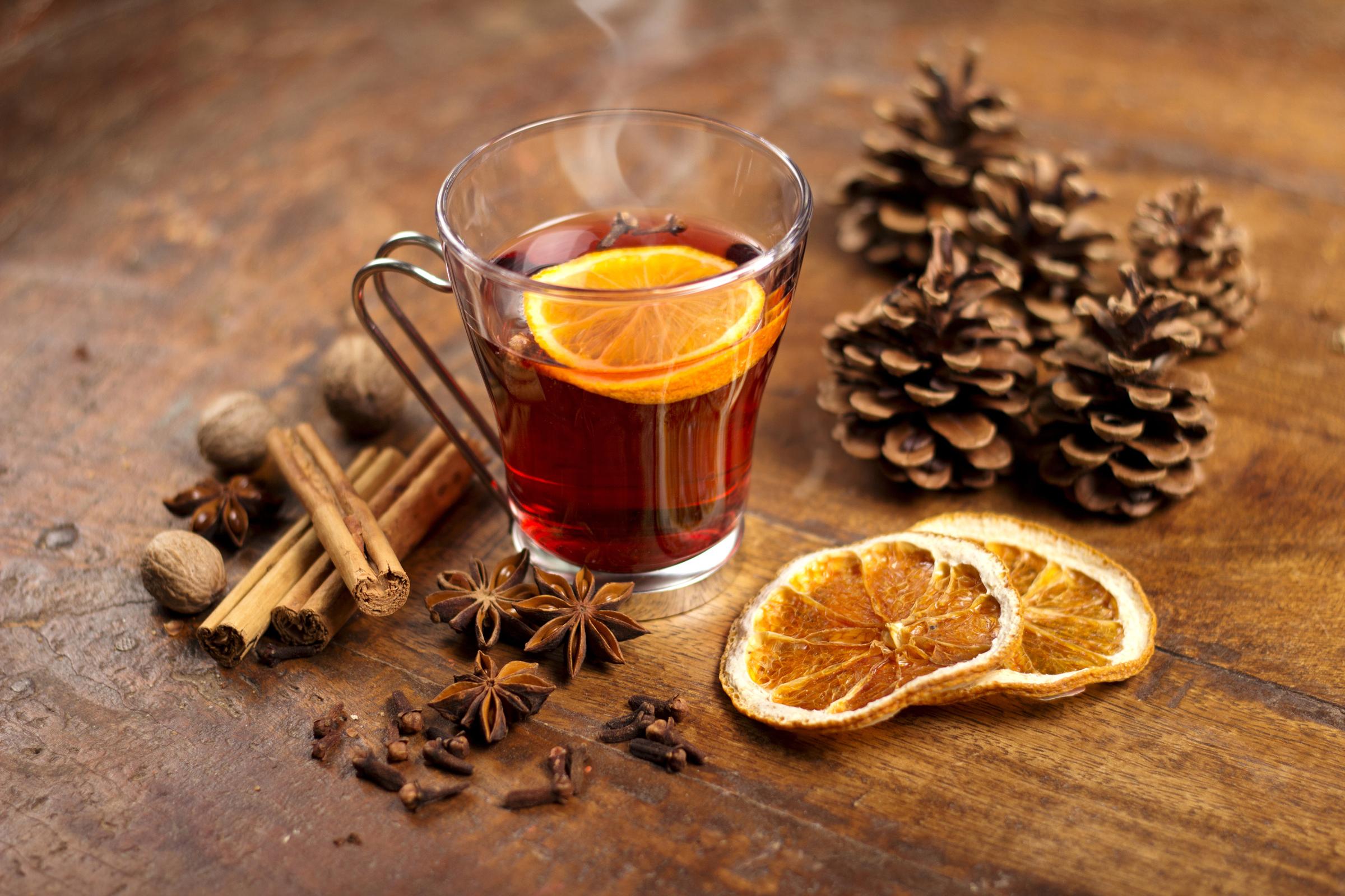A téli forró italok három alkotórésze is segíti a fogyást