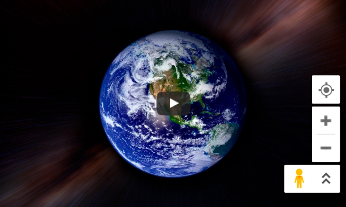 Elkepeszto Videot Keszitett A Google Terkeppel
