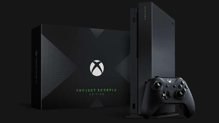 Előrendelésben elfogyott az Xbox One X különleges kiadása e27d008286
