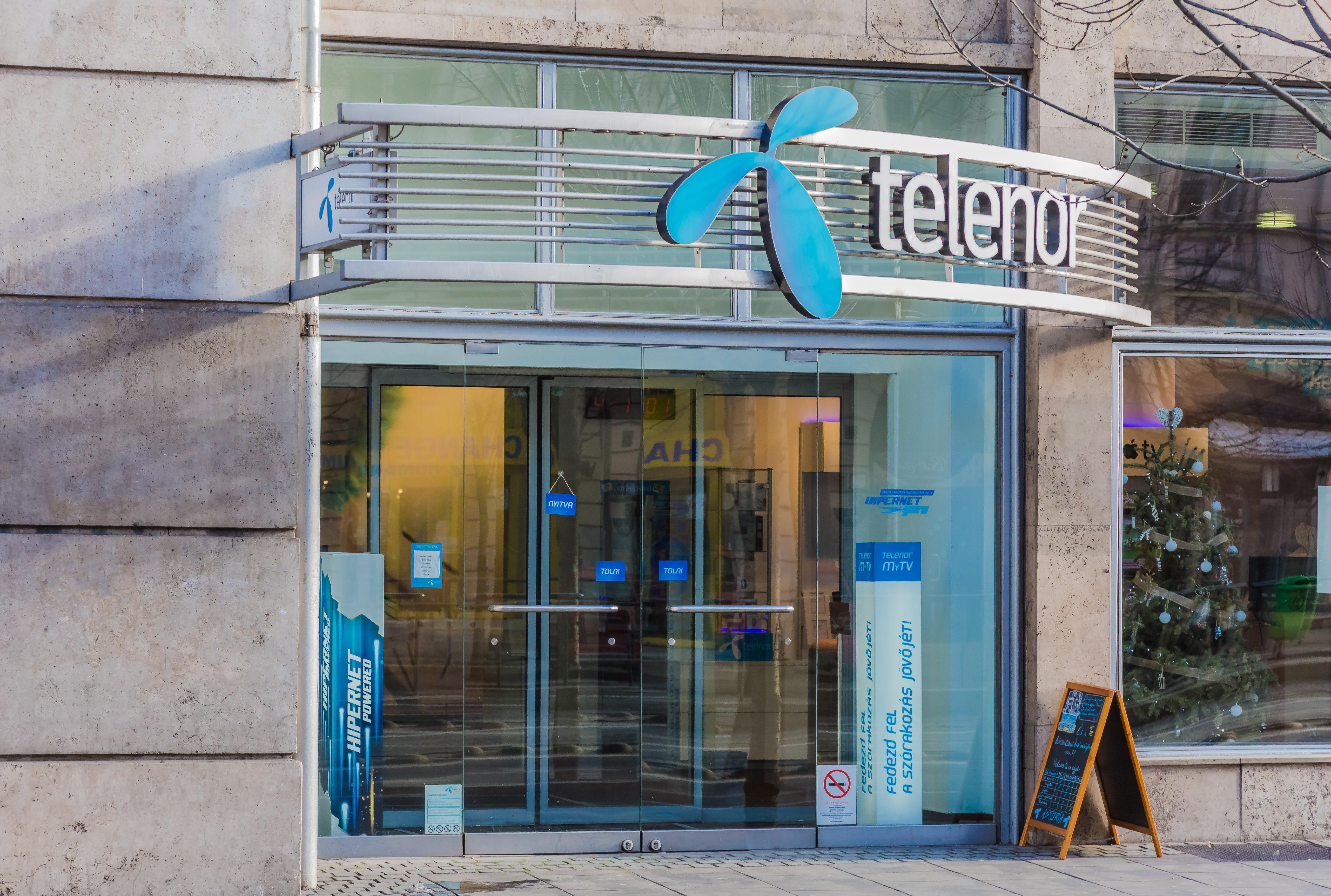 2e774cee71 Figyelmeztetést adott ki a Telenor