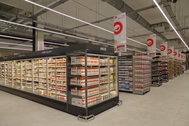 Soha nem volt még ilyen Auchan áruház az országban 16d773c35c