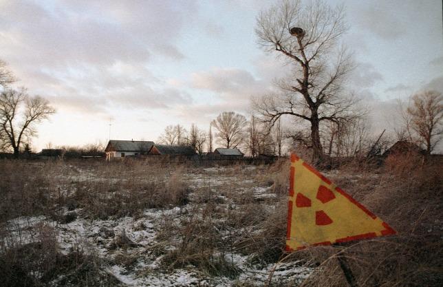 Csernobil spektrum