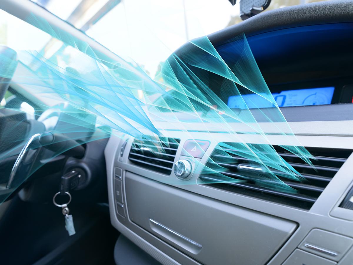 Autóklíma fogyasztás