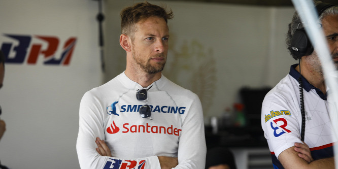Apa lesz Jenson Button
