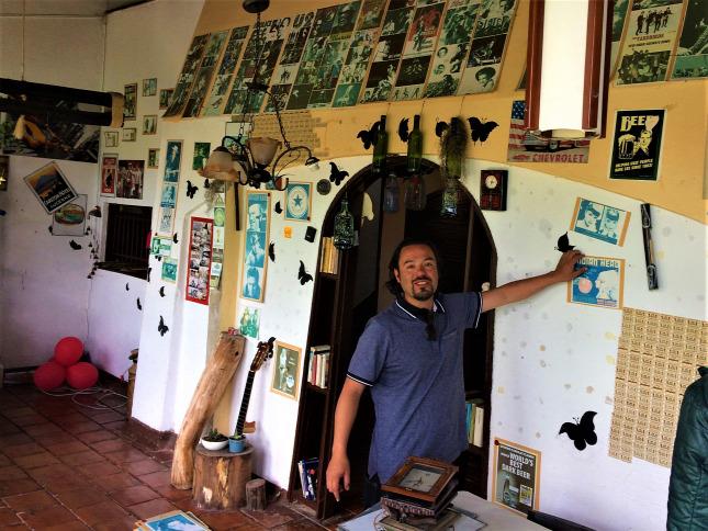 Jimmy az éttermét akarta felújítani KolumbiábanForrás  Zetelaki Réka 6720ef7ba0