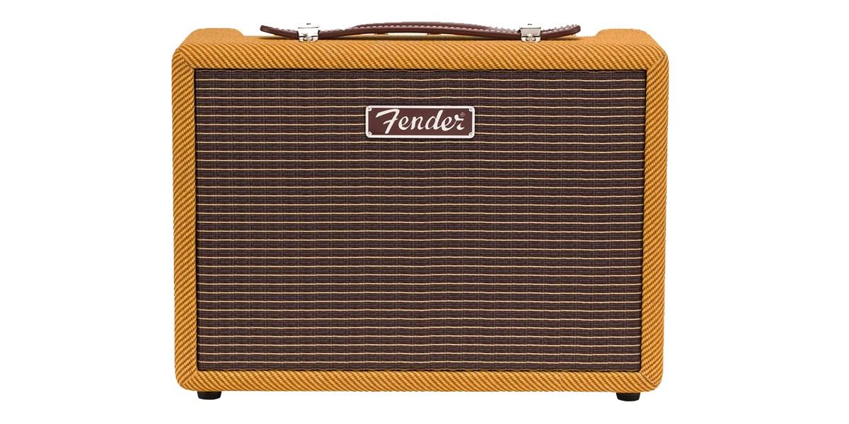 Retro kinézetű Bluetooth-hangfal a Fendertől 4b9089bfd6