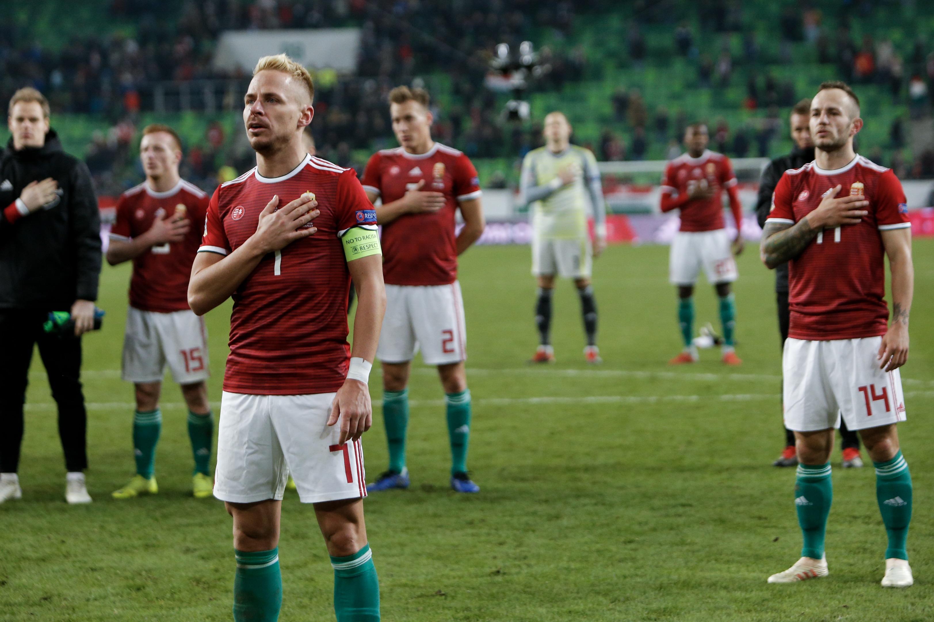 Két és fél év után újra van válogatott labdarúgó-csapata Magyarországnak bdaee101e7