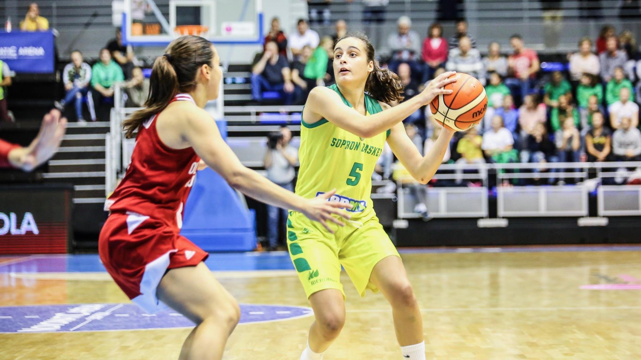 Megnyerte az alapszakaszt a Sopron Basket 2f5e7802ab