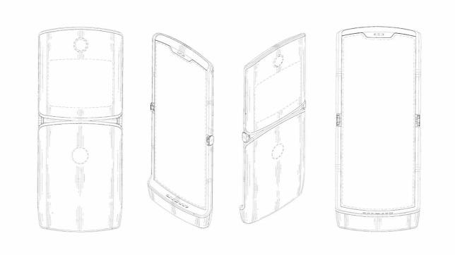 Trendteremtő lehet a Motorola RAZR