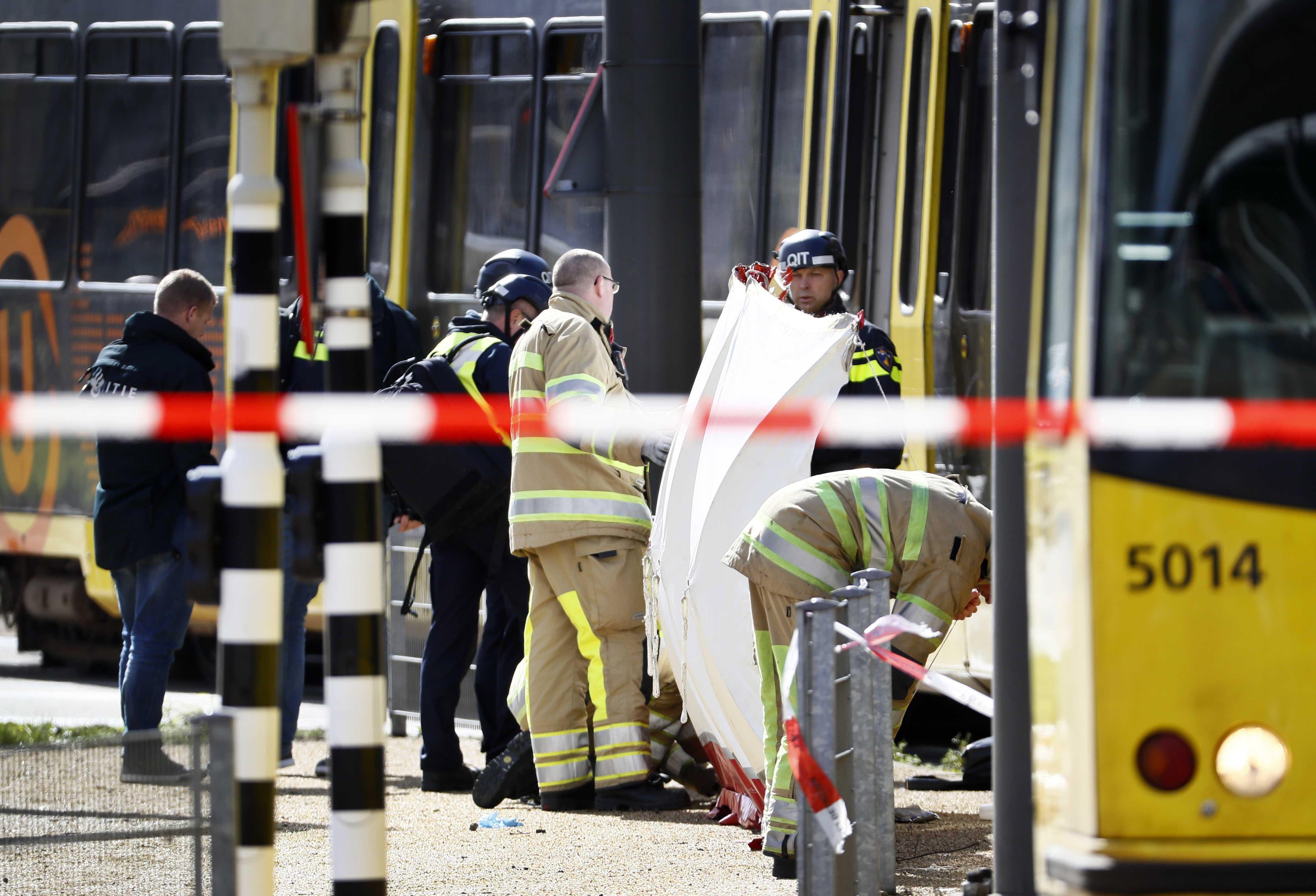 e13180c4fa Lövöldözés Hollandiában, három halott és öt sérült