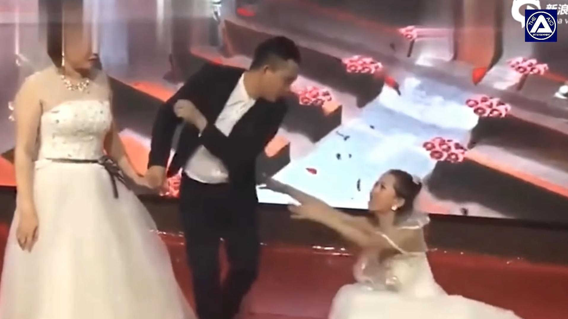 36a58e54f8 Menyasszonyi ruhában toppant be exe esküvőjére egy kétségbeesett nő