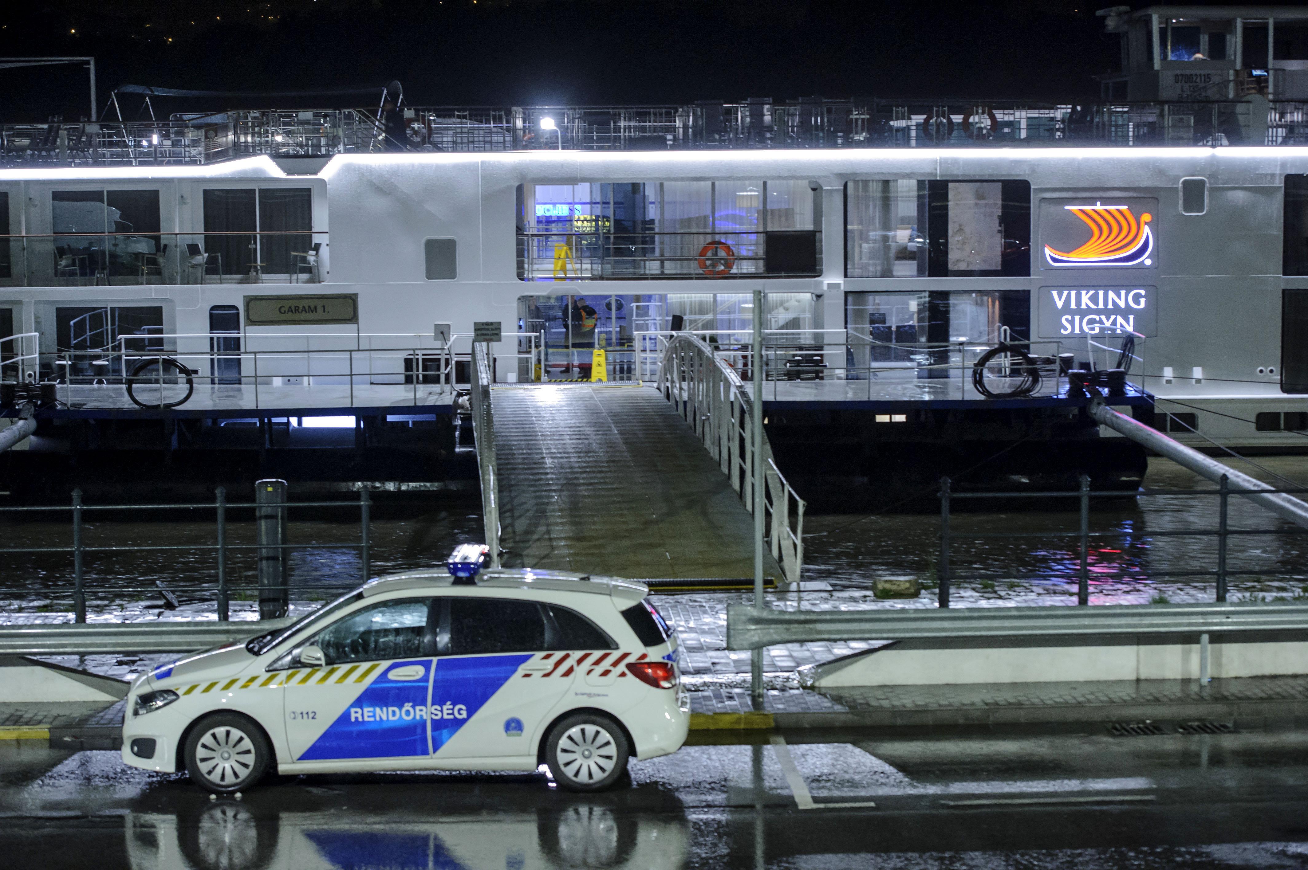 8b0be94032ec Dunai hajóbaleset: őrizetben a szállodahajó kapitánya
