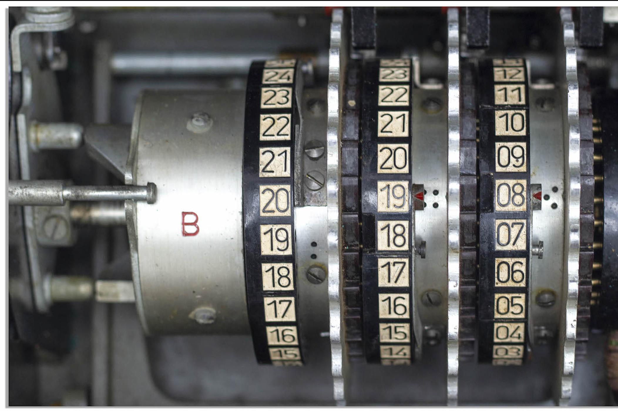 5d8bb2b3dc Több mint ötven millióért árverezik el a náci rejtjelgépet