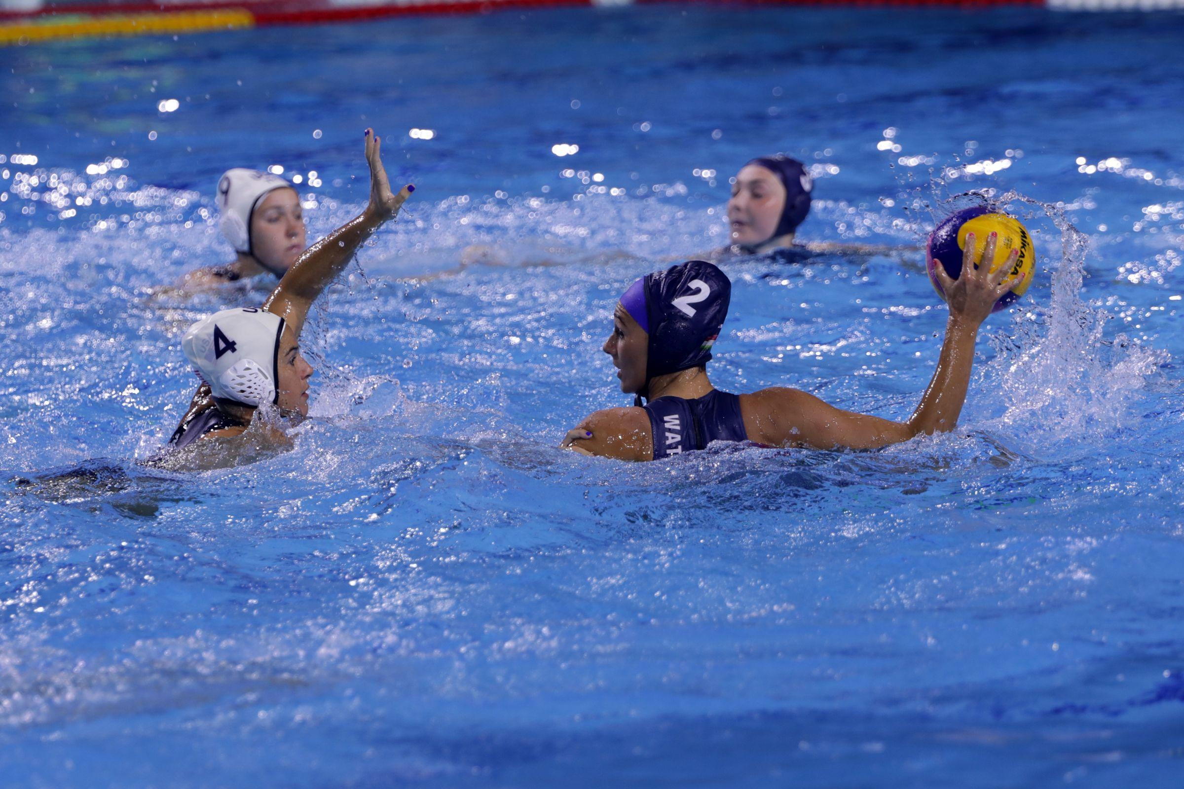 d7fde80888 Vereséggel kezdett a női pólóválogatott a hazai világliga-szuperdöntőben