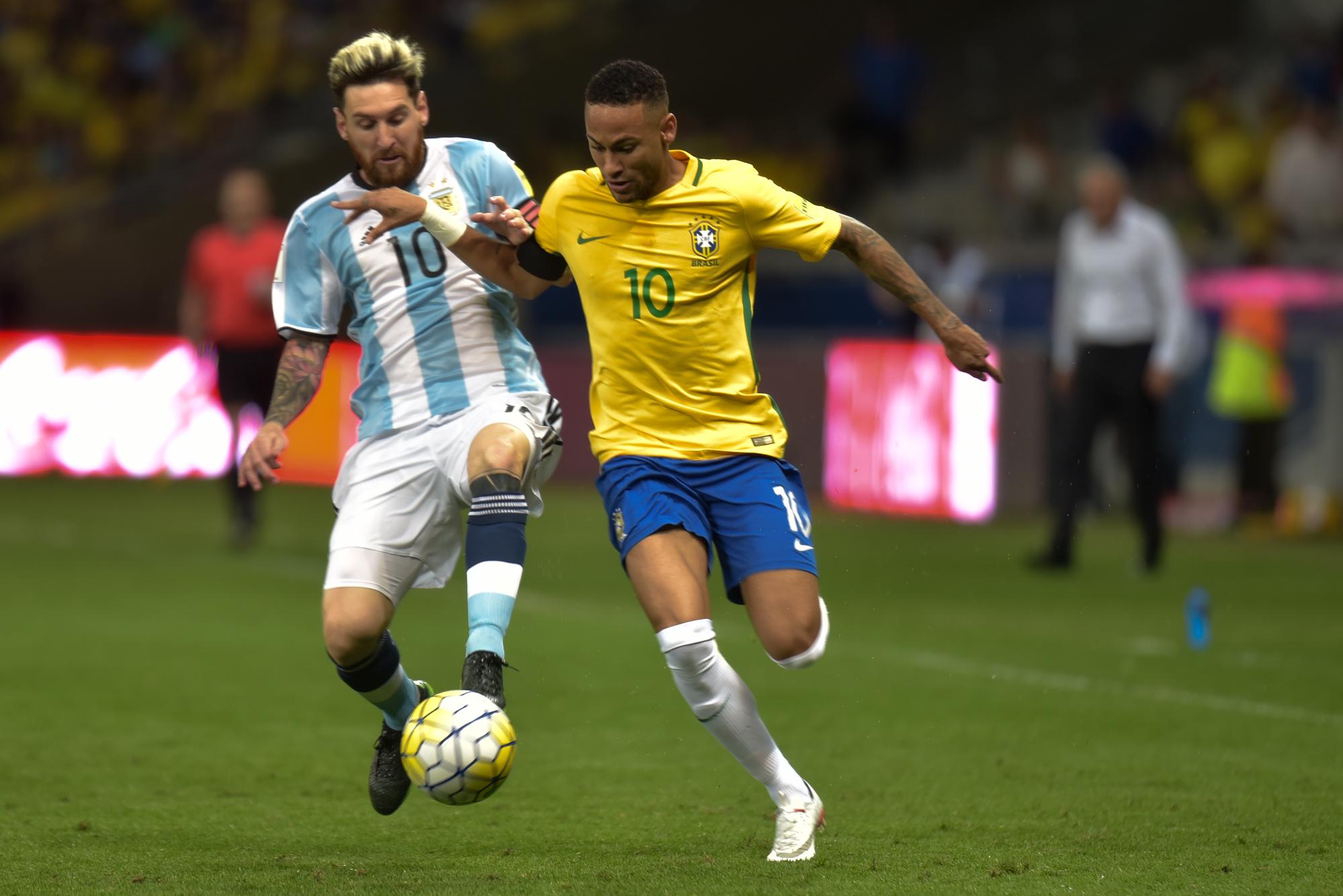 c47deb5c1f24 Messi és a Neymar nélküli Brazília is megtörné a Copa América-átkot