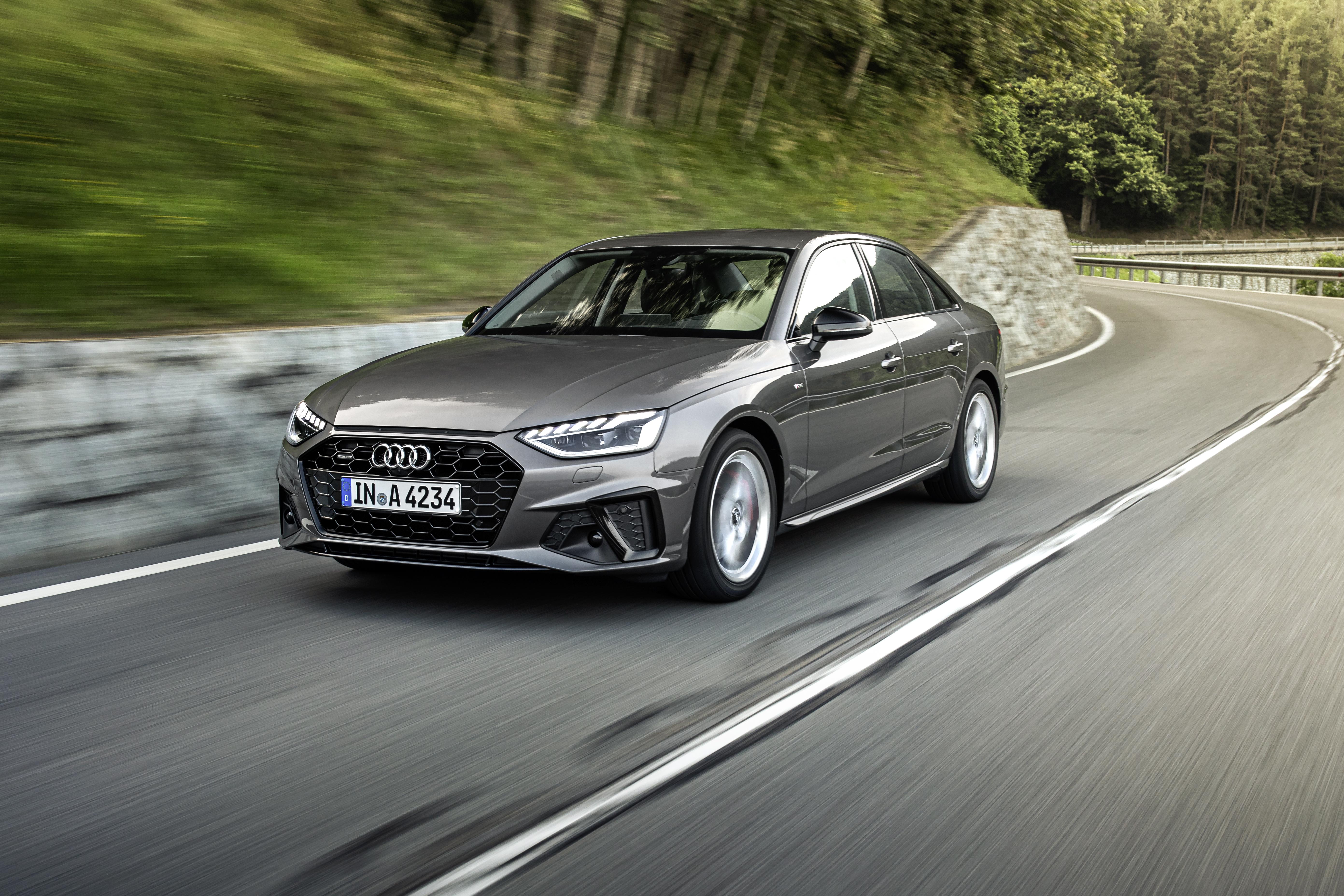 646510ed0 Az Audi villanyturbóval lehelt új életet a dízelmotorba – Audi A4 menetpróba