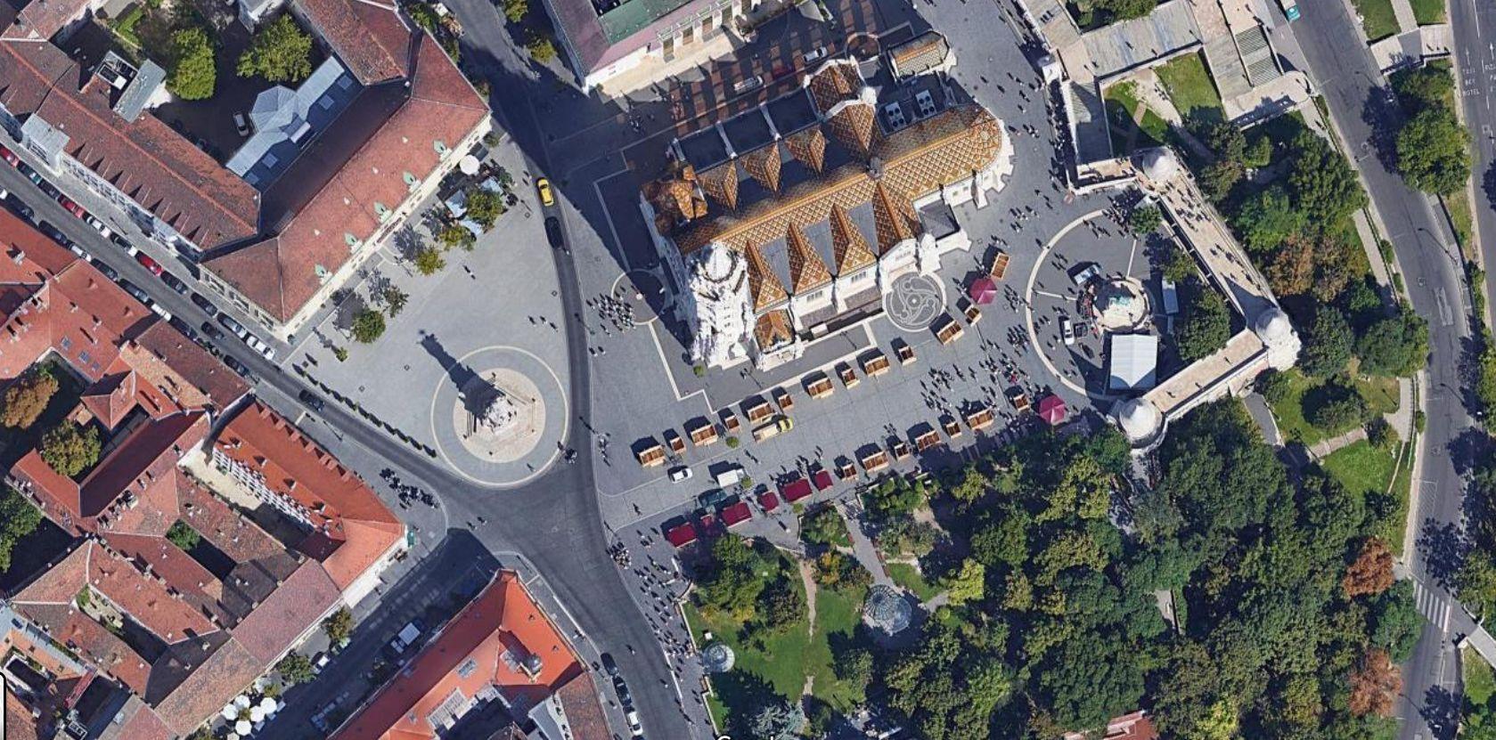 Felismeri Ezeket A Magyar Latvanyossagokat Muholdas Fotorol