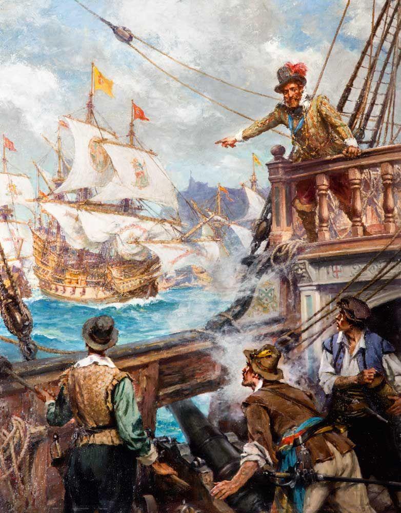 A királynő kalózkapitánya, akit gyűlöltek a spanyolok