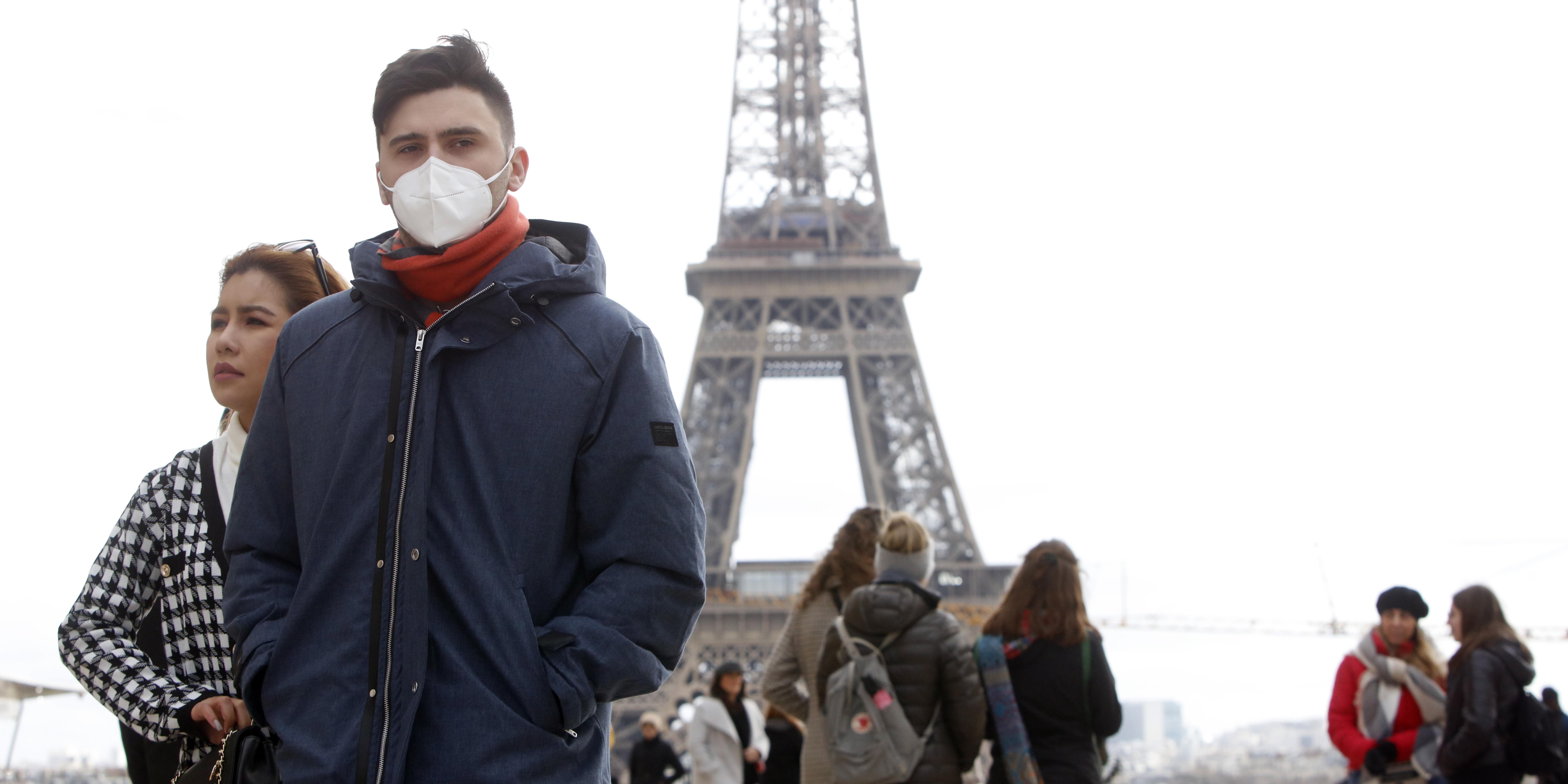Egyre több a fertőzött Franciaországban, szigorúbb intézkedések jöhetnek