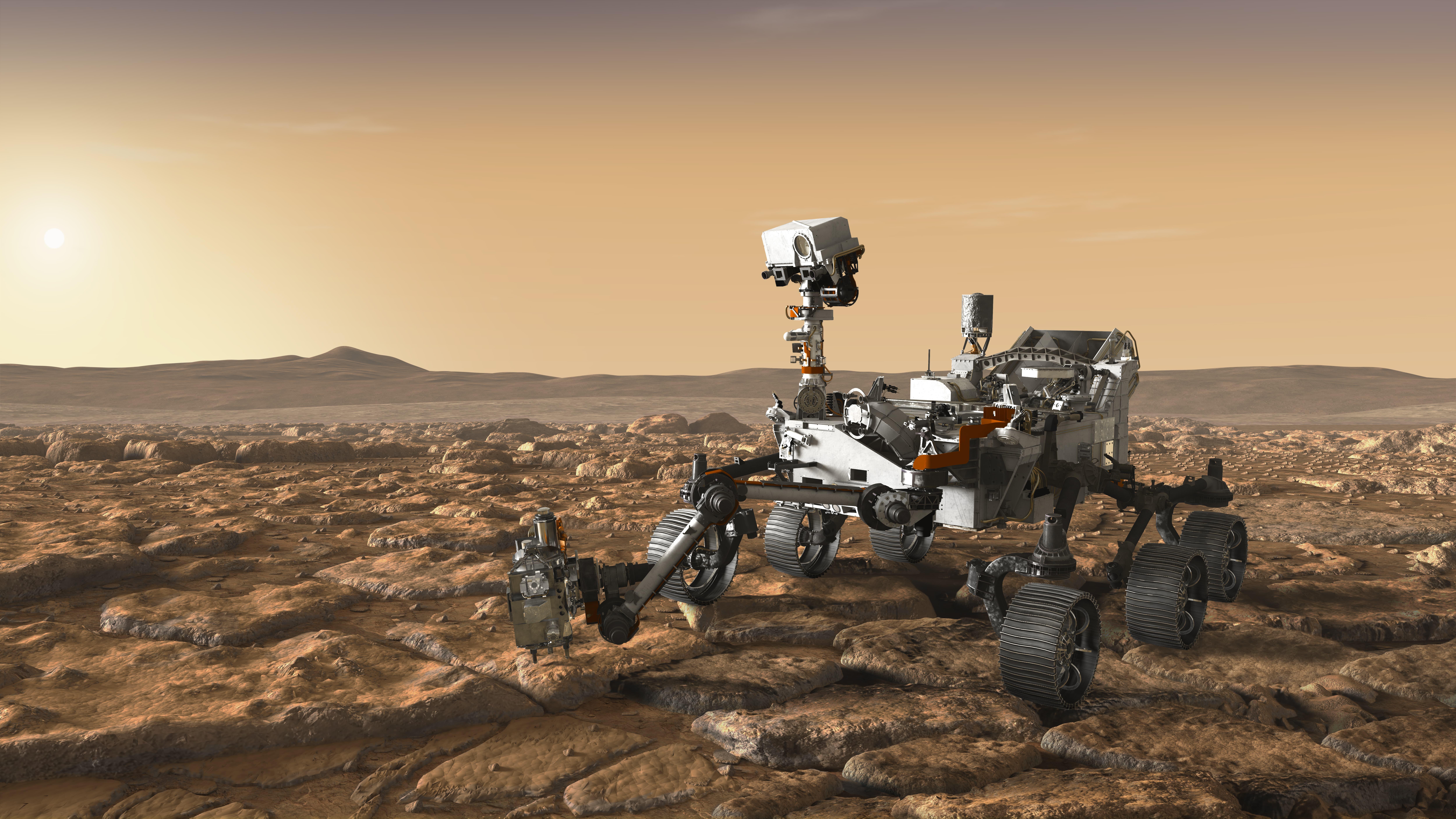 Készen áll az indulásra a NASA legújabb marsjárója