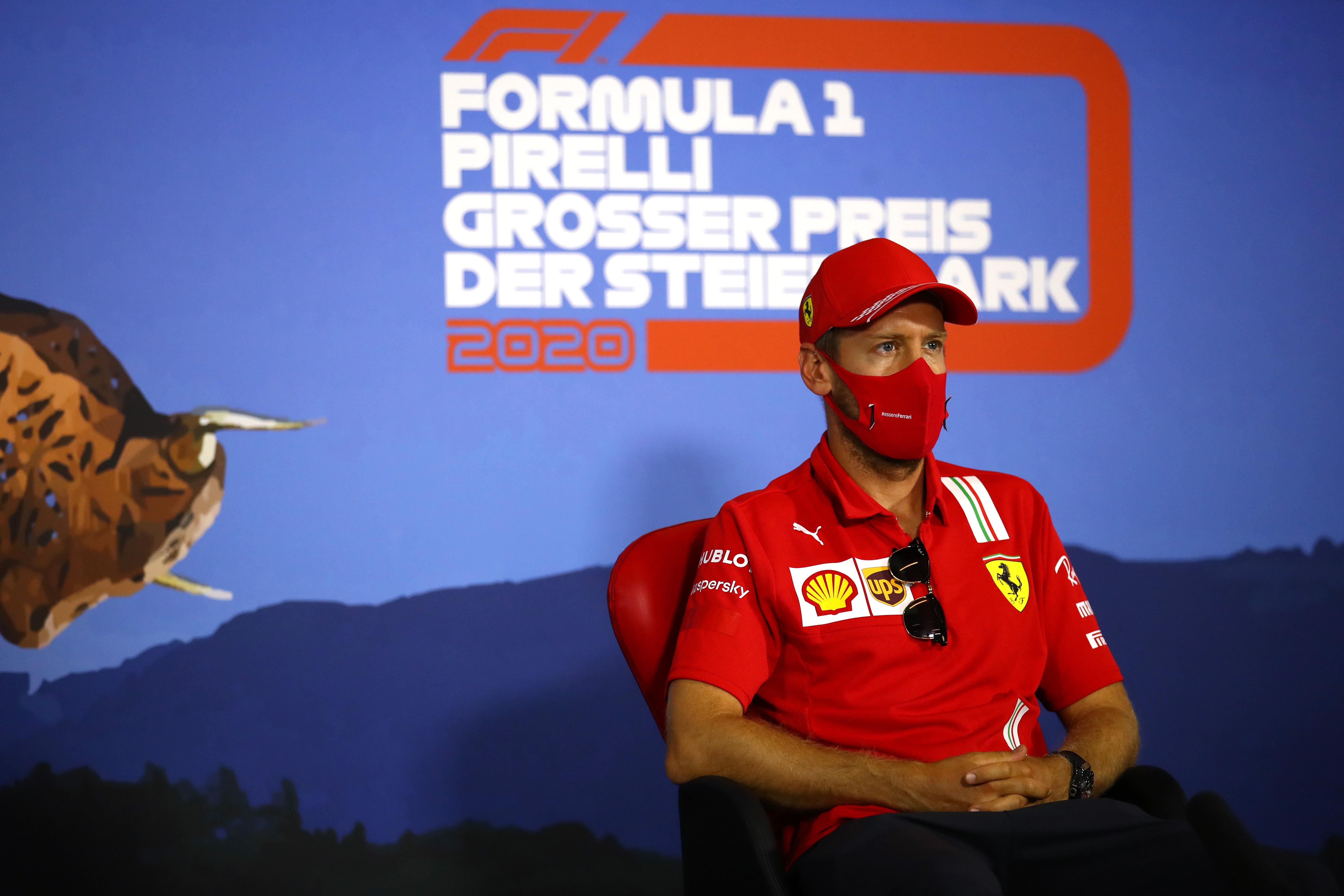 Vettel igent mondana a Red Bullnak, kiállna Verstappen ellen is