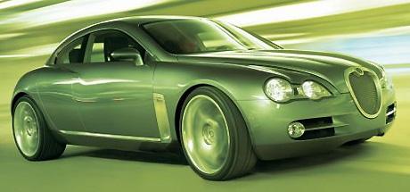 A Jaguar is tervez crossover modellt