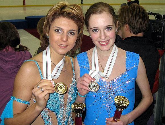 Jég tánc párok kanada
