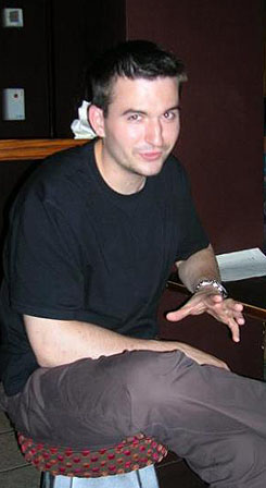 214. Patyi Gábor - Edinburgh