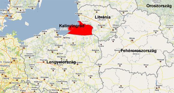 Lengyelország és Litvánia közé telepítene rakétákat Oroszország