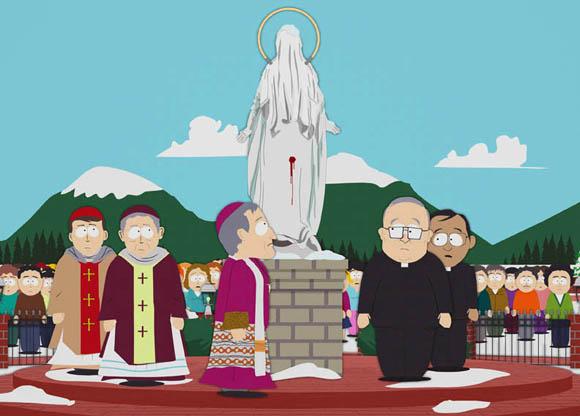 Katolikus randi egy muszlim ember