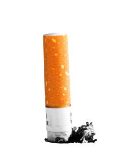 egy sportoló aki leszokott a dohányzásról