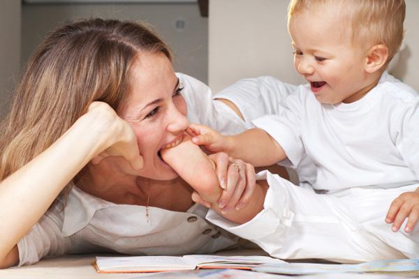 A szuper anyuka | Új Nő
