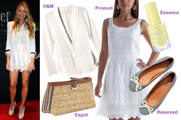 3ca53b5afc Kis fehér ruha - A nyár kedvencét a sztárok is imádják