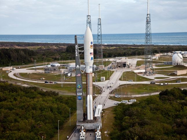 Forrás: Pat Corkery, United Launch Alliance
