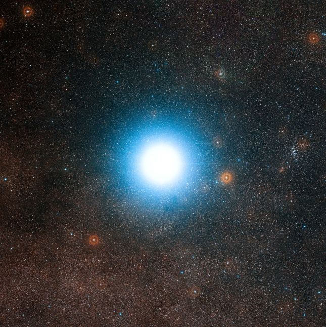 Forrás: ESO/Digitized Sky Survey 2