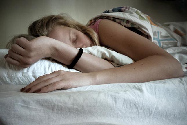 elveszíti látását alvás közben